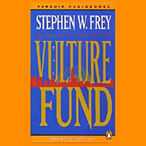 The Vulture Fund Audiobook