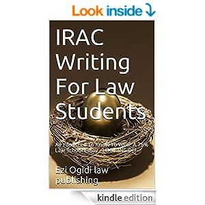 writing law essays irac