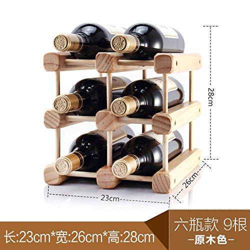 fini-en-acier-inoxydable-wine-rack-porte-parole-tient-deboutla-mode-creative-du-casier-a-vin-en-bois
