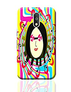 PosterGuy Moto G4 Plus Covers & Cases - Disco Queen   Designed by: Rohini