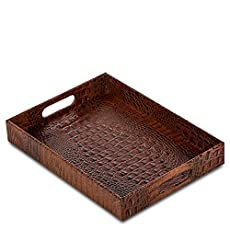 Large Tray<br>Pecan Melbourne