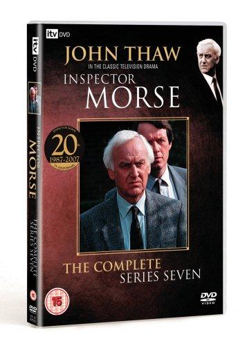 Inspector Morse - Series 7 [DVD]
