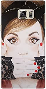 galaxy note 5 back case cover ,Speak No Evil Designer galaxy note 5 hard back case cover. Slim light weight polycarbonate case with [ 3 Years WARRANTY ] Protects from scratch and Bumps & Drops.