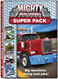 Mighty Machines: Super Pack 4-disc set