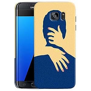 Couple Kissing Samsung Galaxy S7 panel