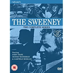 The Sweeney (Complete Series) - 14-DVD Box Set [Blu-ray]