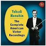 Yehudi Menuhin - The Complete America...