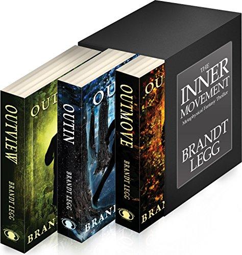 "22 books of Brandt Legg ""[The Cosega Sequence 01-03"