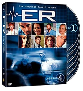 ER: The Complete Fourth Season by National Broadcasting Company (NBC)