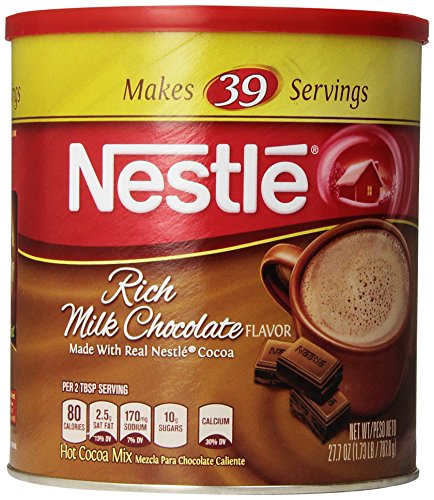 Nestle Milk Chocolate Hot Cocoa Mix, 27.7 Oz front-976593
