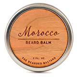 Morocco Beard Balm by The Bearded Bastard - Natural Beard Balm (2 oz)