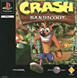 Playstation - Crash Bandicoot game (PS1)