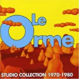 Studio Collection 1970-1980 by Le Orme (2005-05-02)