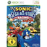 "Sonic & SEGA All-Stars Racing mit Banjo-Kazooievon """"Sega of America, Inc."""""