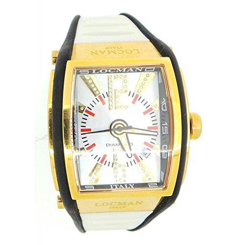 Locman reloj mujer 02615nmwnid5al cuarzo (batería) acero quandrante nácar correa Caucciu '