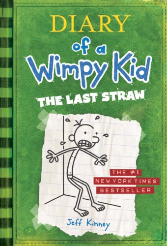 Diary of a Wimpy Kid: The Last Straw by Jeff Kinne