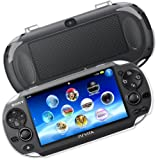 XYLO-CRYSTAL Case / Hard Skin / Clear Cover for the Sony PS Vita Playstation Portable Console.