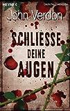 Schließe deine Augen: Thriller (German Edition)