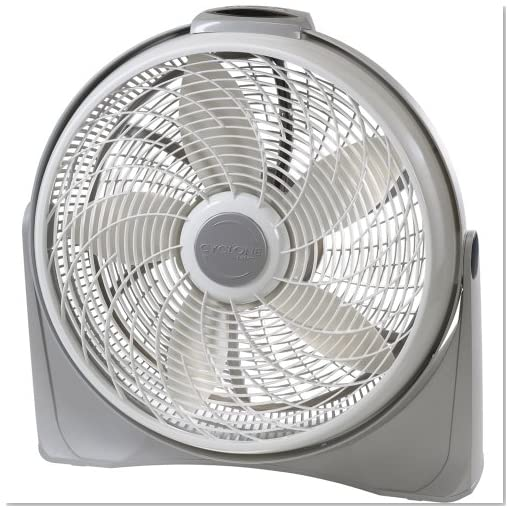 20 Inch Floor Fan : Lasko cyclone inch pivoting floor fan with remote