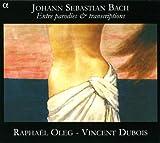 echange, troc  - Bach: Entre parodies & transcriptions