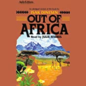 Out of Africa | [Isak Dinesen]
