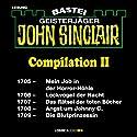John Sinclair Compilation II: Band 1705 - 1709 Hörbuch von Jason Dark Gesprochen von: Carsten Wilhelm