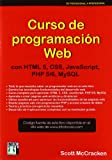 img - for CURSO DE PROGRAMACION WEB: CON HTL5, CSS, JAVASCRIPT, PHP 5/6 Y MYSQL book / textbook / text book