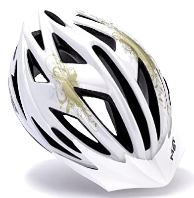 MET Falco Womens Cycle Helmet by MET