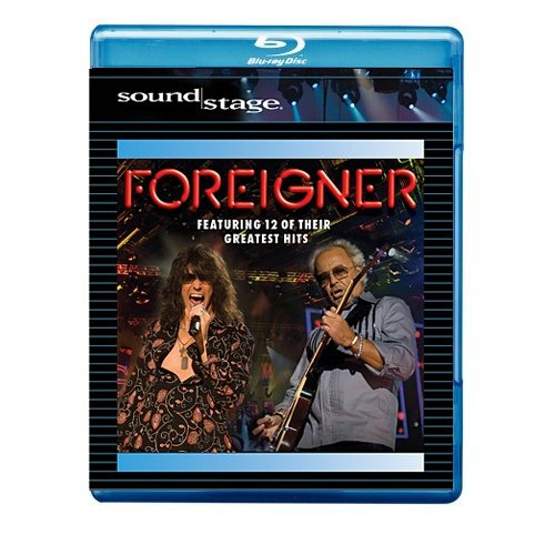 Soundstage: Foreigner Live [Blu-ray] (Pep Sights compare prices)