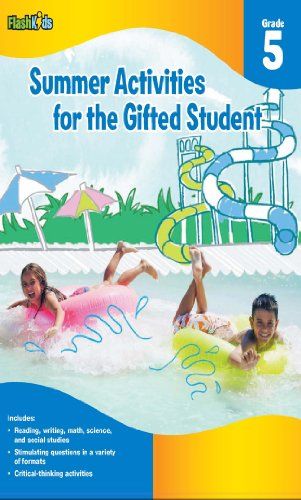 Summer activities for the gifted student: Grade 5