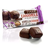 Gray Sea Salt Caramels in Dark Chocolate, 1.0 ounces (2 pcs/pack)