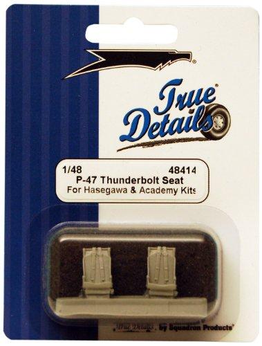 True Details P-47 Thunderbolt Seat