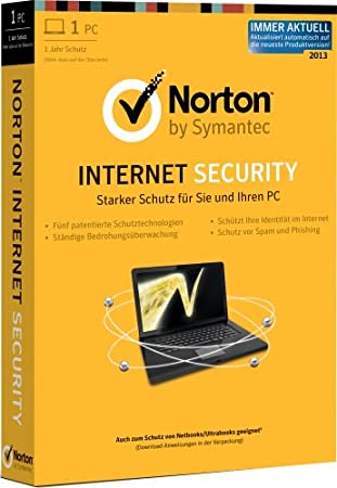 Norton Internet Security 2013 - 1PC