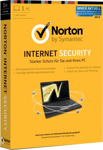 Norton Internet Security 2013 - 1PC - Upgrade