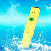 Pen-Type Acidity Tester PH Meter Water Quality Analysis Device For Aquarium M4F1