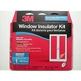 3M Indoor Patio Door Insulator Kit Insulation Kit 1-Patio Door