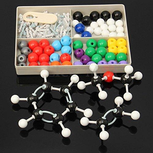 240Pcs Atom Molecular Models Kit Set General & Organic Chemistry Scientific (Molecular Modeling Kit Darling compare prices)