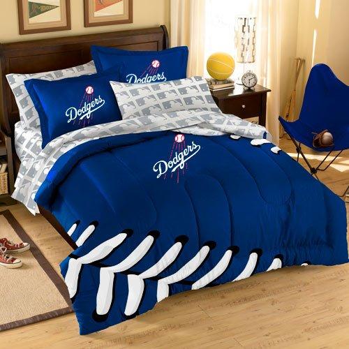 La Dodgers Queen Bedding