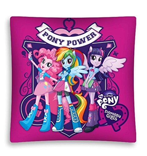 Filly My Little Pony Equestria Girls federa cuscino 40x 40cm