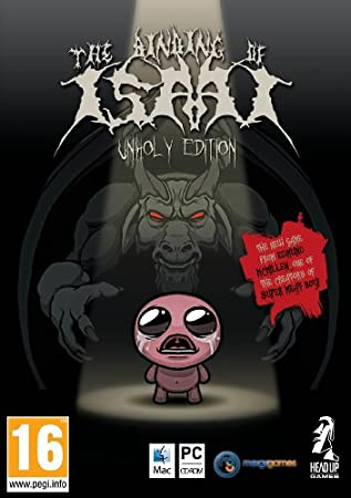 The Binding of Isaac - Unholy Edition (PC CD)
