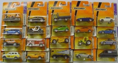 matchbox-set-of-twenty-random-cars-models-by-mattel