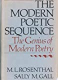 The Modern Poetic Sequence: The Genius of Modern Poetry