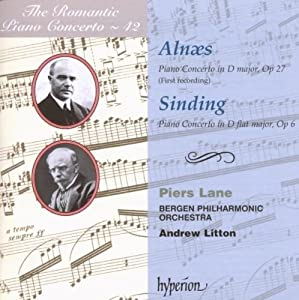 Romantic Piano Concerto Vol.42-Works By Sinding &