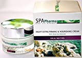 Authentic Pure Natural Dead Sea Minerals Night Cream Anti Aging Firming Cream