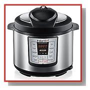 Instant Pot IP-LUX60 6-in-1 Pressure Cooker