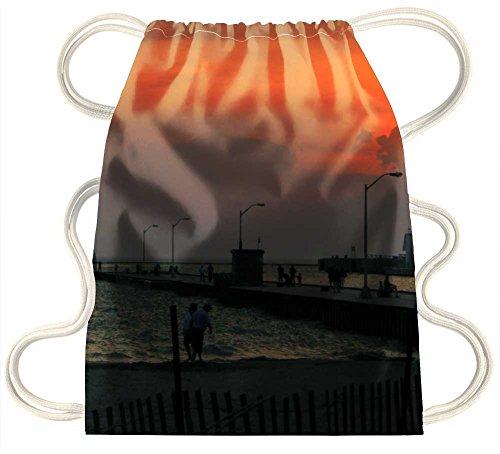 irocket-canadian-sunset-lake-huron-drawstring-backpack-sack-bag
