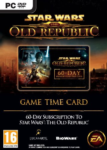 Star Wars: The Old Republic Time Card (PC)