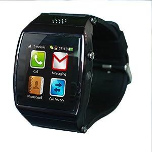 Amazon.com: Imazon Black U8 U-pro Black U Watch Bluetooth Smart Wrist