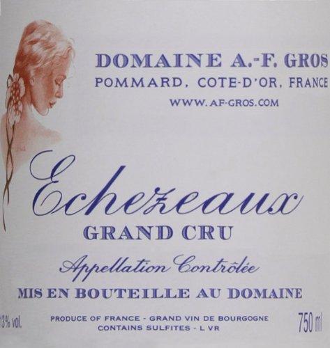2009 Domaine A.-F. Gros Echezeaux Burgundy Pinot Noir 750 Ml