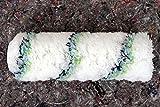 1 Stück Malerwalze Polyamid 25 cm - 20 mm Flor - 2 Wahl - Farbroller Fassadenwalze für einfache Anstriche